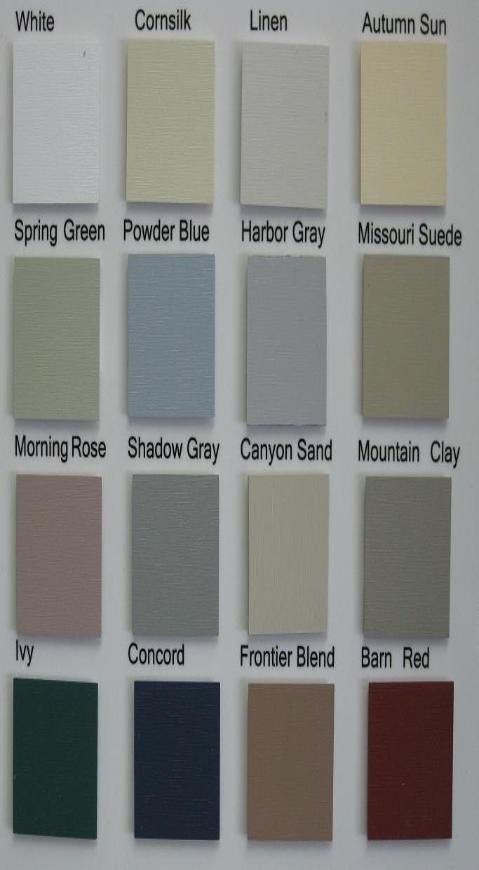 Insulated Vinyl Siding Xl29 And Xl16
